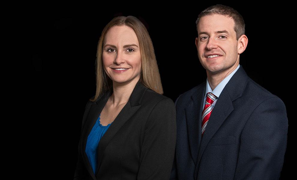 Drs. Jessica Derreberry, MD and Todd Derreberry, MD